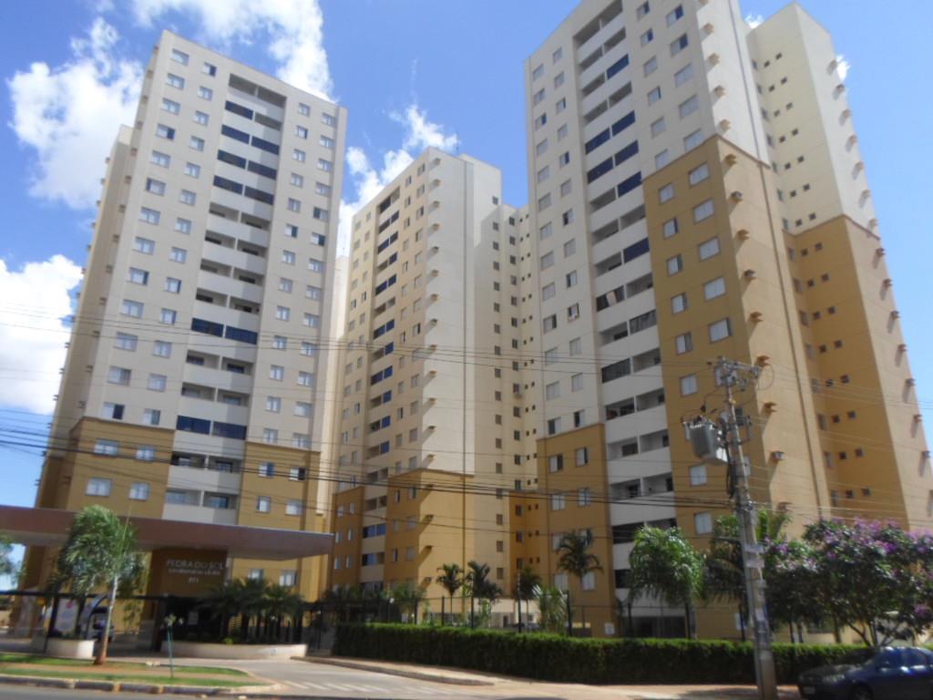 Apartamento residencial para locação, Residencial Eldorado Expansão, Goiânia.
