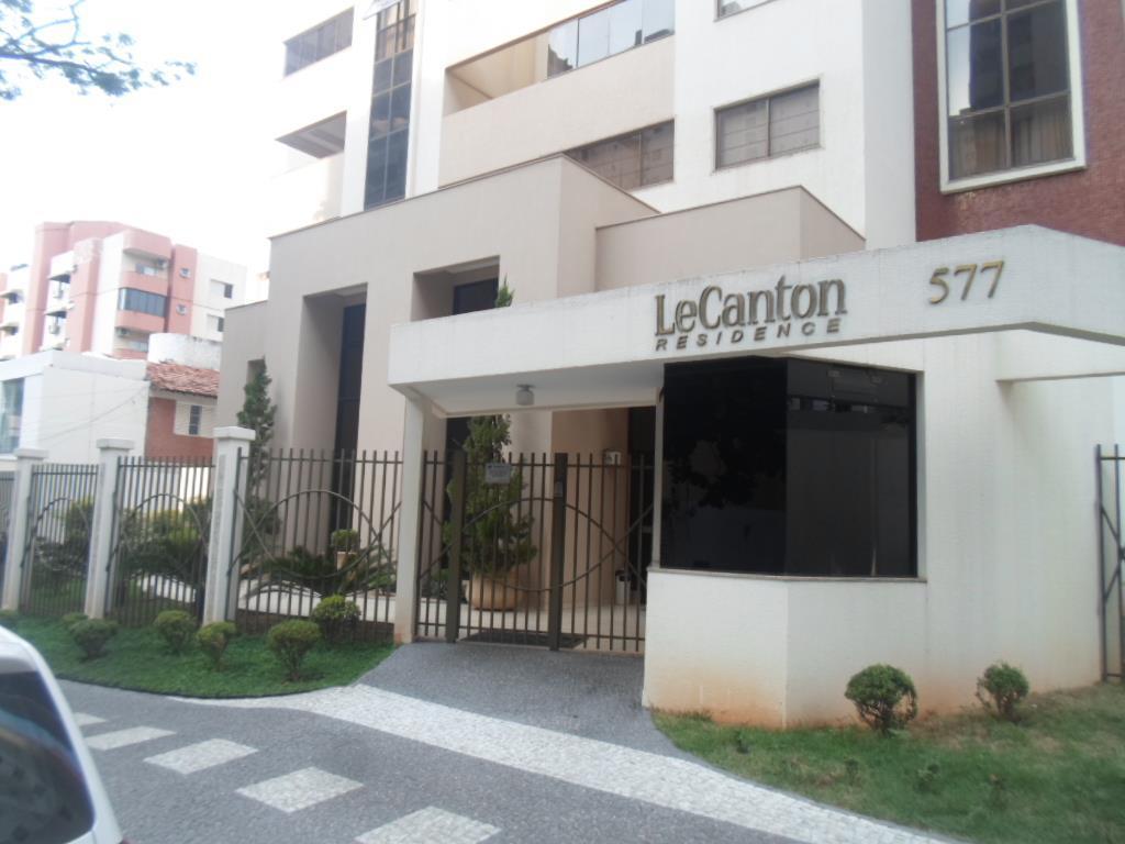 Apartamento residencial para locação, Setor Bueno, Goiânia.