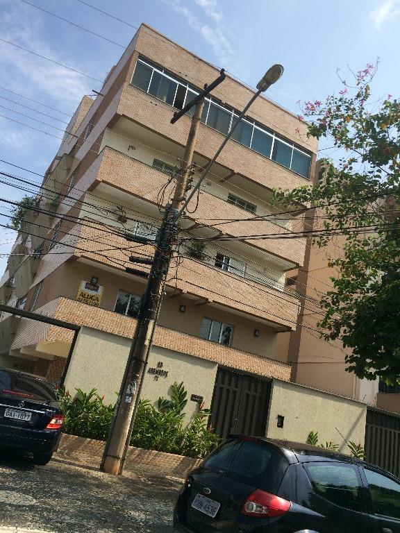 Apartamento residencial para locação, Setor Marista, Goiânia.