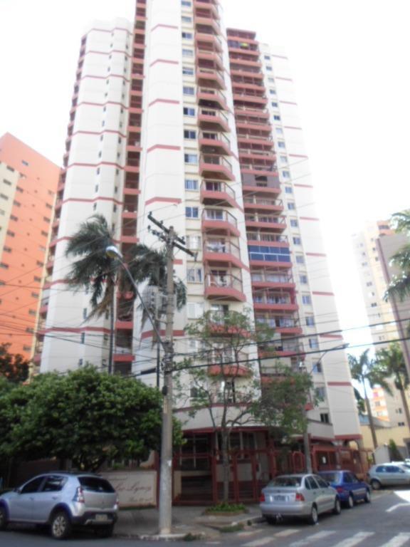 Apartamento residencial para locação, Setor Central, Goiânia.