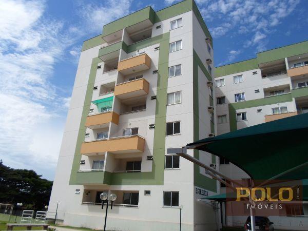 Apartamento residencial para locação, Parque Oeste Industrial, Goiânia.