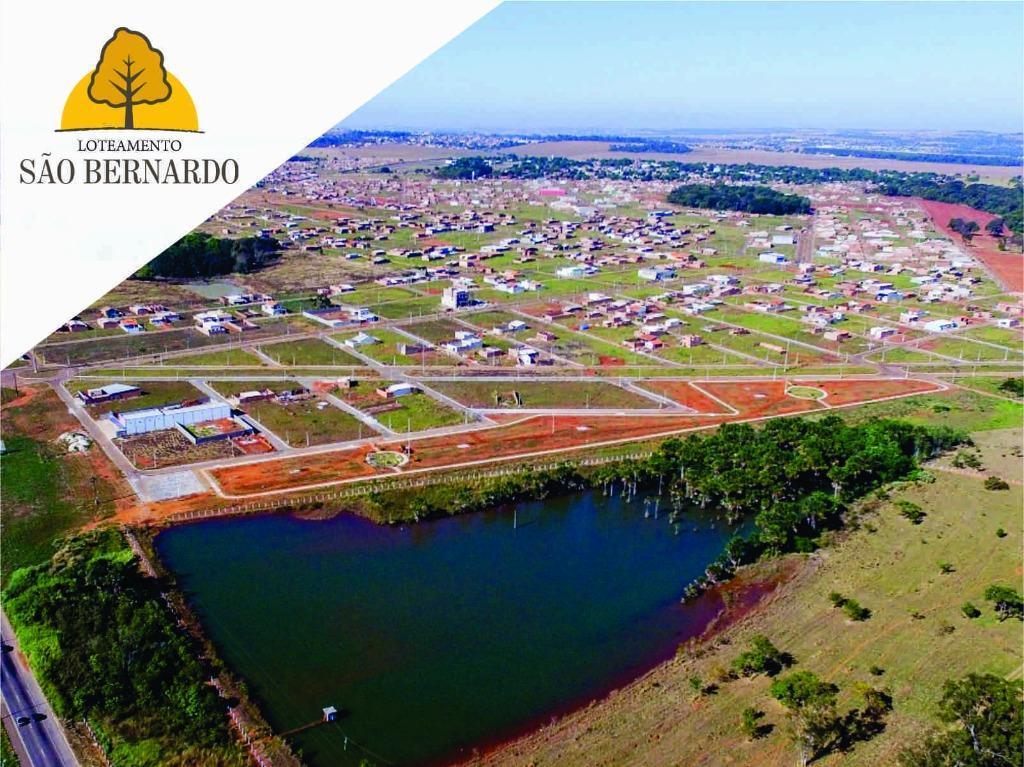 Terreno residencial à venda, Residencial São Bernardo, Goiânia.