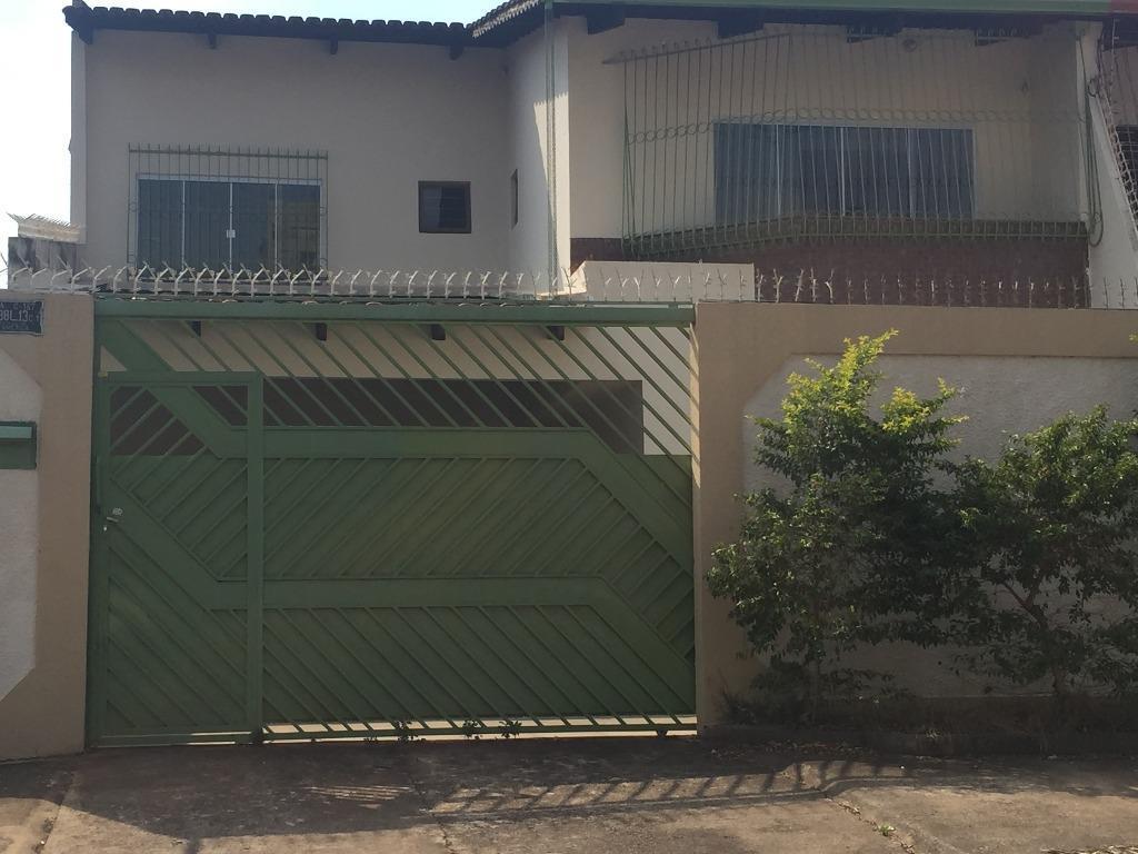 Sobrado  residencial para locação, Jardim América, Goiânia.