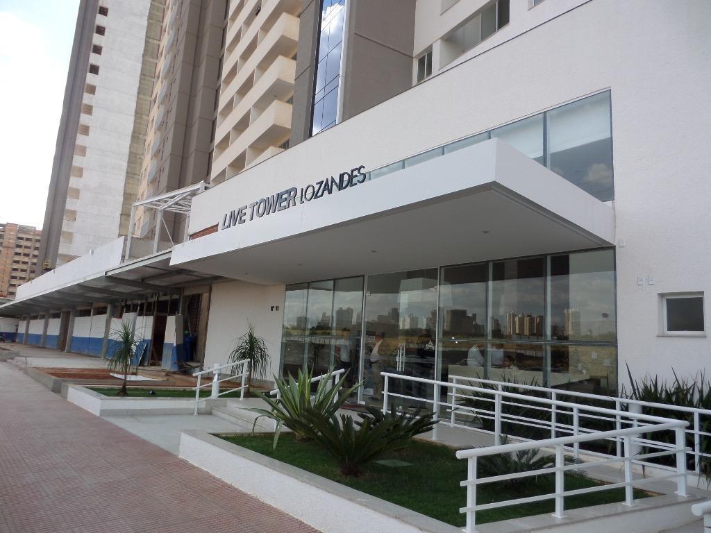 Apartamento Duplex residencial para locação, Park Lozandes, Goiânia.