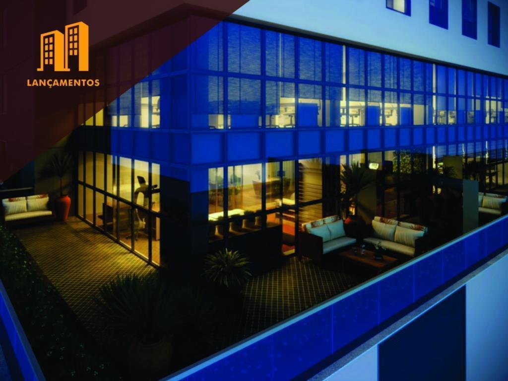 Sala  comercial para locação, Setor Bueno, Goiânia. Ed.Connect