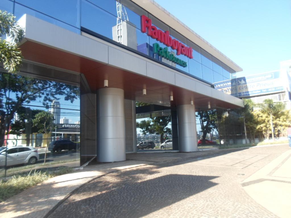 Sala comercial para locação, Jardim Goiás, Goiânia.