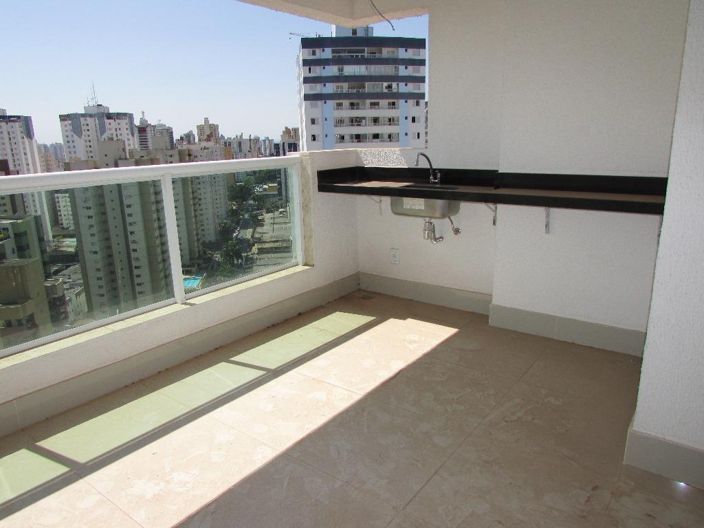 apartamento com 3 quartos todos suítes, sala 2 ambientes, varanda, lavabo, copa, cozinha, área de serviço,...