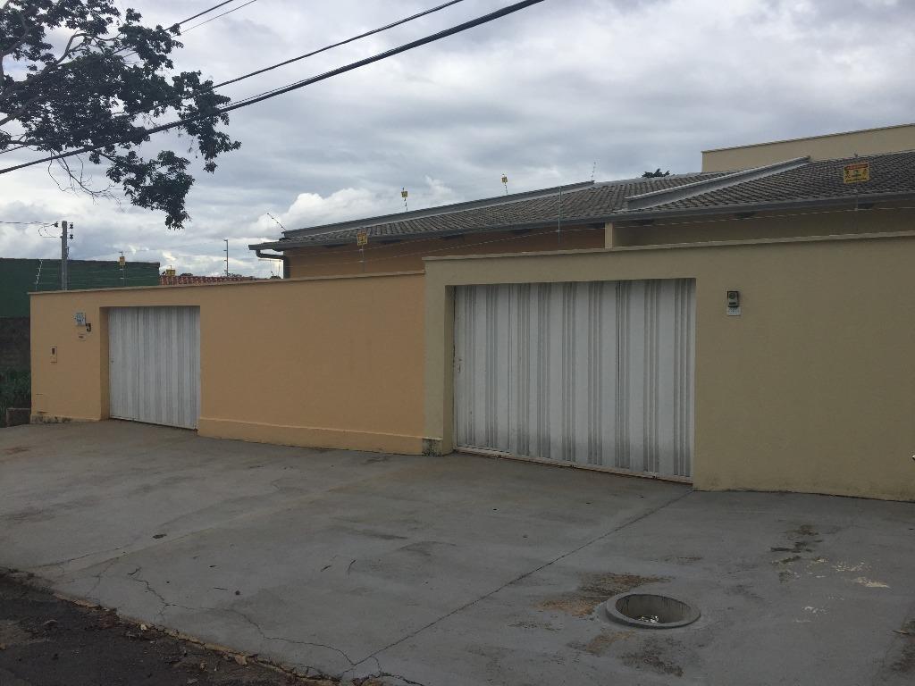Casa residencial para locação, Setor Faiçalville, Goiânia - CA0429.