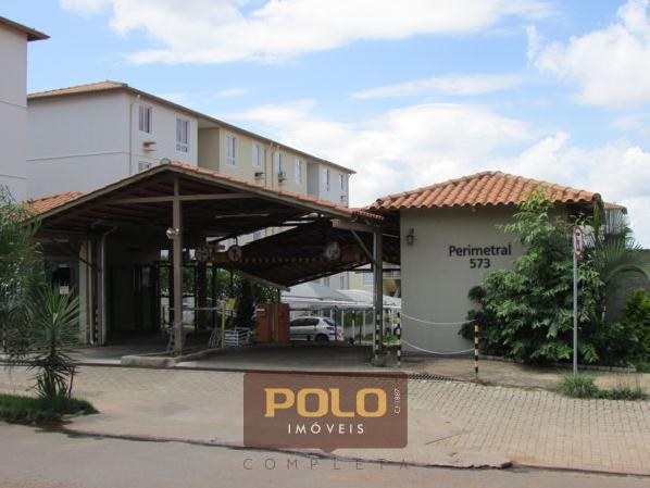 Apartamento residencial para locação, Setor Perim, Goiânia.