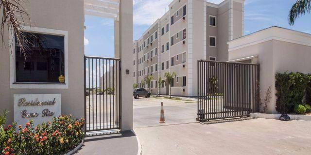 Apartamento residencial para locação, Chácaras Santa Rita, Goiânia.