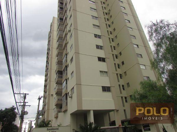Apartamento residencial para locação, Setor Bela Vista, Goiânia.