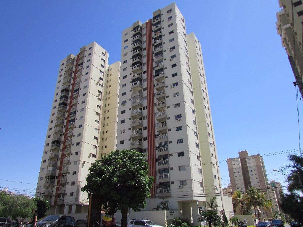 Apartamento residencial à venda, Setor Bela Vista, Goiânia.