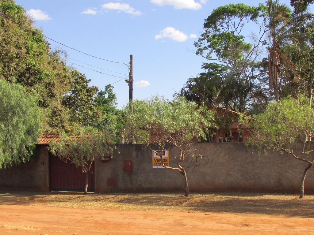 Chácara residencial à venda, Jardim Buriti Sereno, Aparecida de Goiânia.