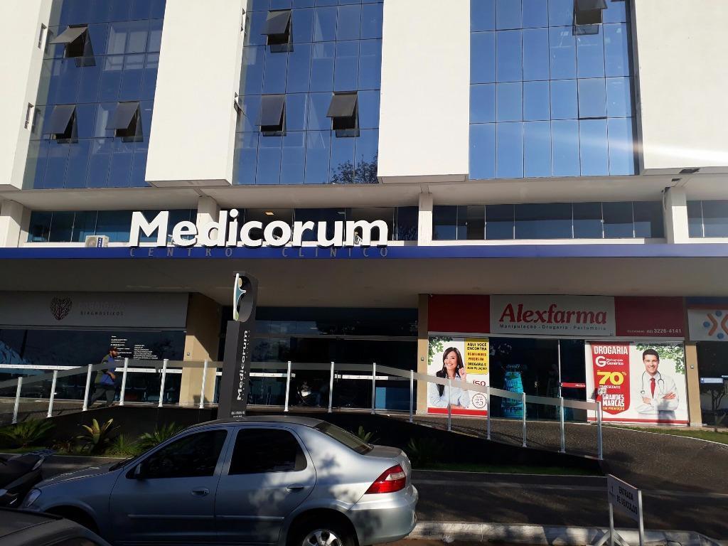 sala medica com 25,12 m² com banheiro, sala se encontra no contrapiso, vaga de garagem rotativa....