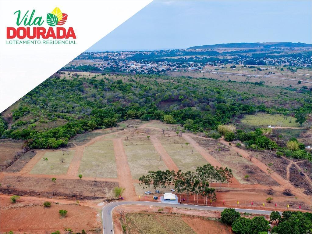 Terreno residencial à venda, Recanto dos Dourados, Abadia de Goiás.
