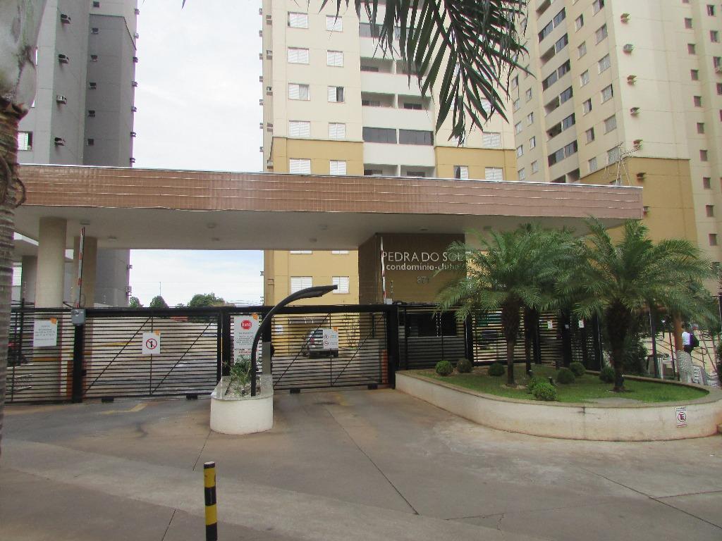 Apartamento residencial para locação, Residencial Eldorado, Goiânia.
