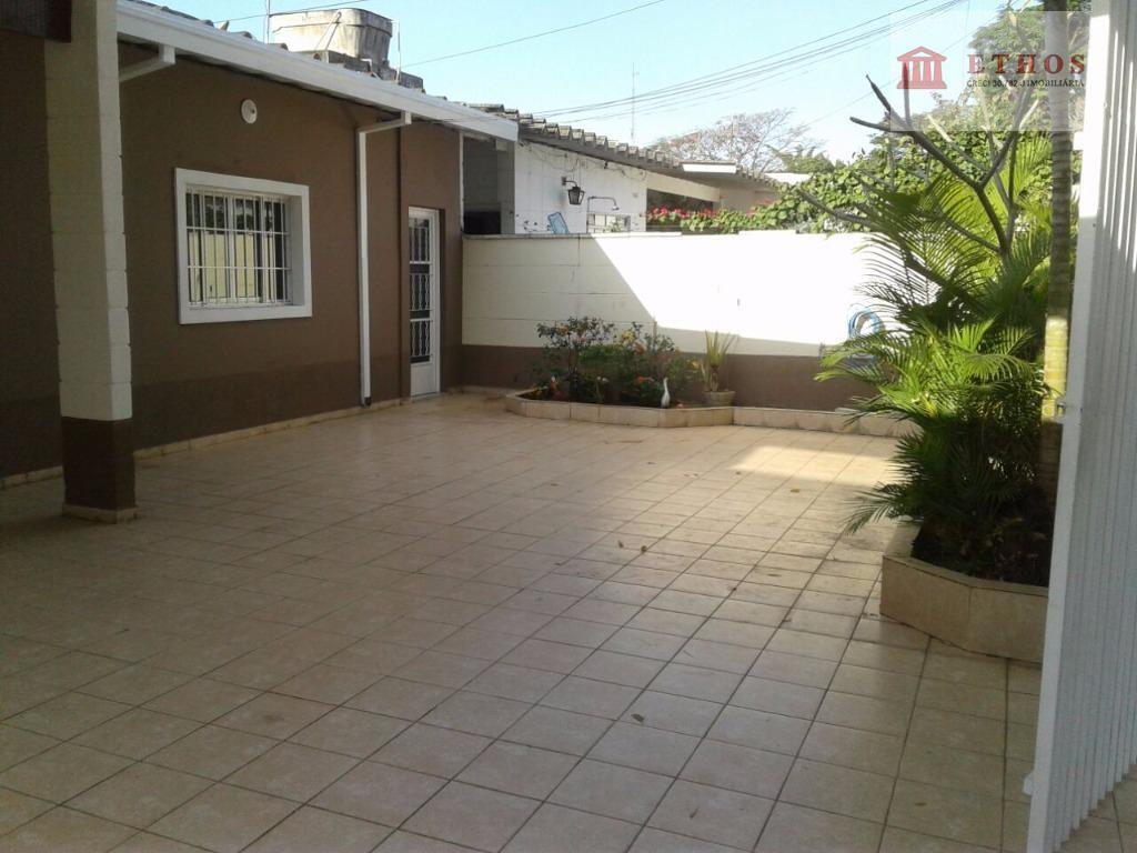 Casa terrea 4 dormitorios/suite no Jd Satelite - Rua sem saída, Sao Jose dos Campos