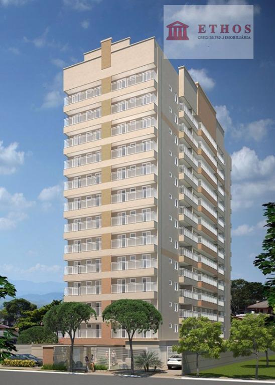 Apartamento com 2 ou 3 dormitorios à venda, Jardim Estoril, São José dos Campos.
