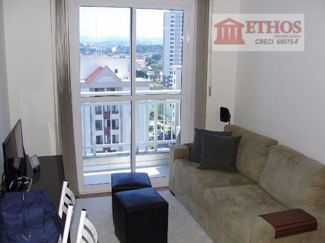 Apartamento 2 dormitorios, suite, Parque Industrial, Sao Jose dos Campos