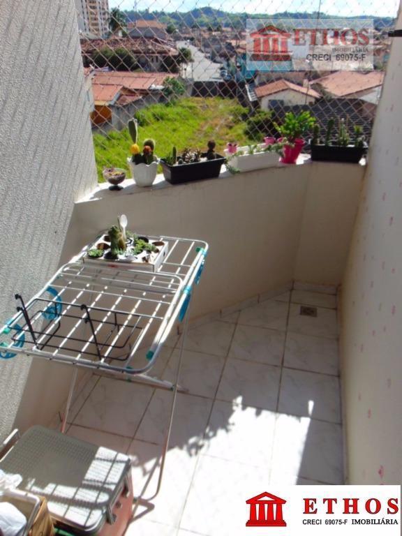 A BAIXO DO VALOR !!!  Ap 3 dorm com suite mobiliado por r$185.500, jardim emília, jacareí