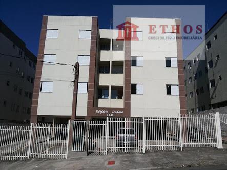 Apartamento residencial à venda, Residencial Ana Maria, São José dos Campos.
