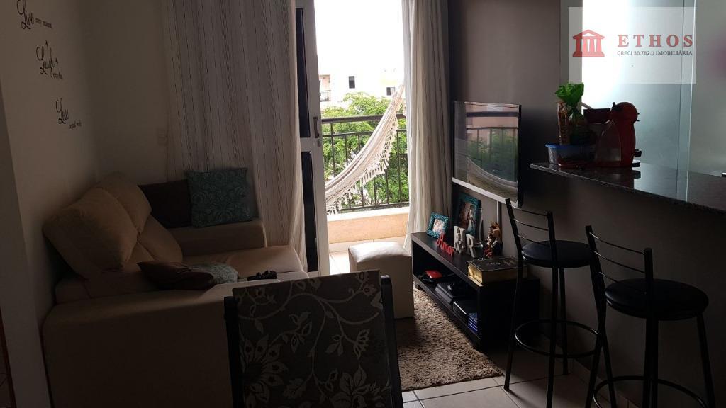 Apartamento 2 dormitorios, Parque Nova Esperança, São José dos Campos.