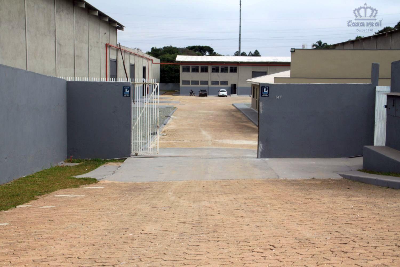 Venda/Locação - Barracão no Contorno Norte - 6000m² em terreno de 14mil m²