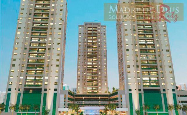 Luxuosos apartamentos à venda, Centro, Fortaleza.