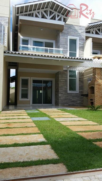 Casa residencial à venda, Edson Queiroz, Fortaleza.