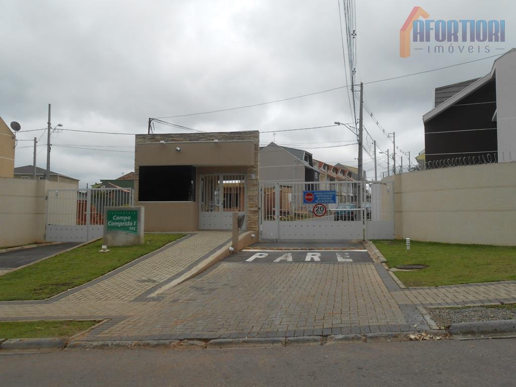 Sobrado residencial à venda, Cidade Industrial, Curitiba - SO0009.
