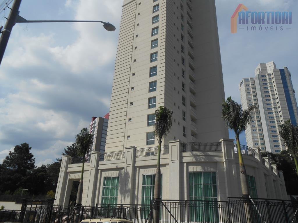 Apartamento residencial à venda, Ecoville, Curitiba - AP0101.