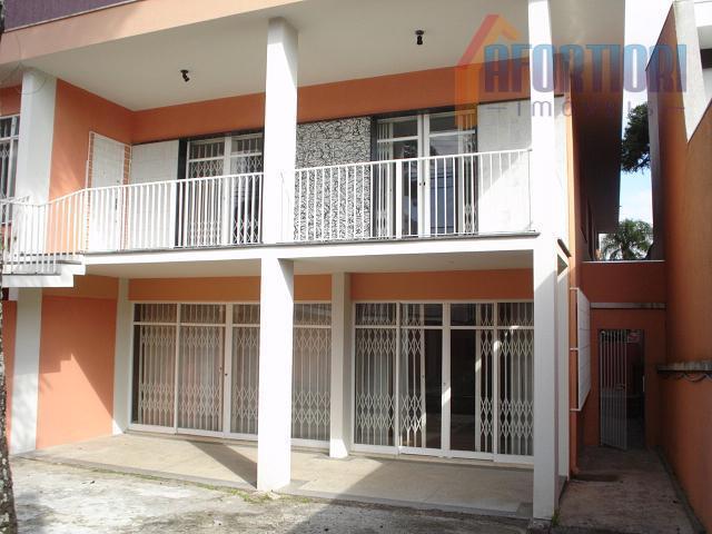 Casa comercial para locação, Batel, Curitiba - CA0037.