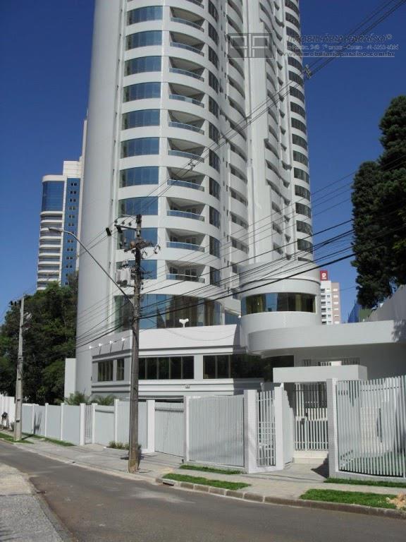 Apartamento residencial para locação, Ecoville, Curitiba.