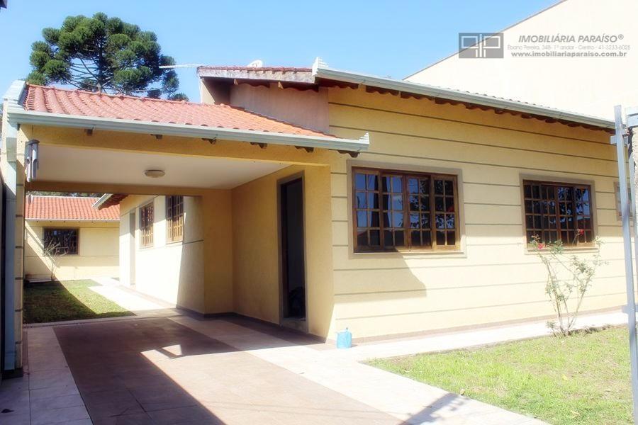 Casa residencial para locação, Orleans, Curitiba.