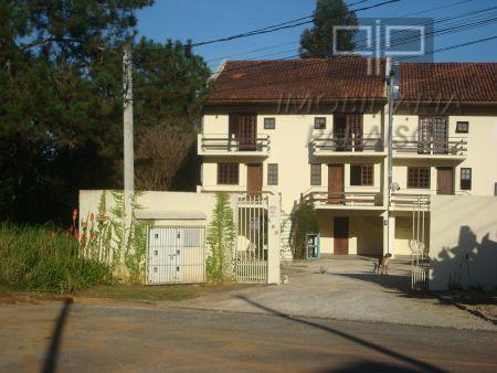 Sobrado residencial para locação, Abranches, Curitiba - SO0025.