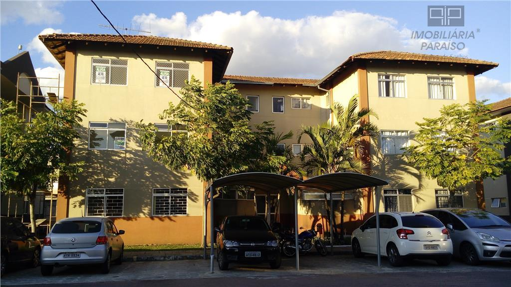 Apartamento residencial para locação, Uberaba, Curitiba.