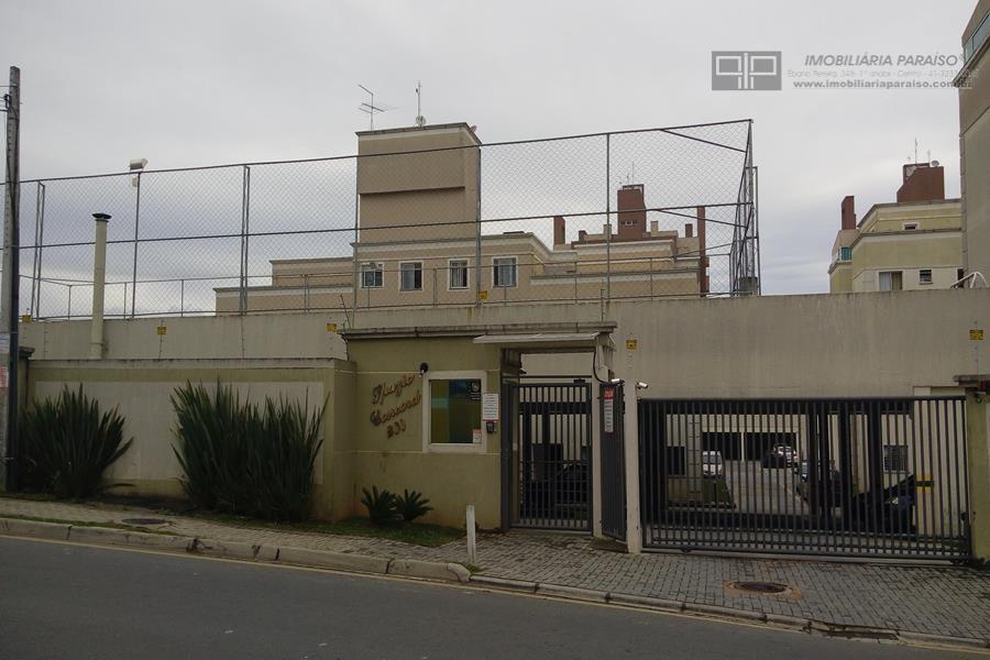 Locação Edifício Residencial Spazio Concord, Capão Raso, Curitiba.