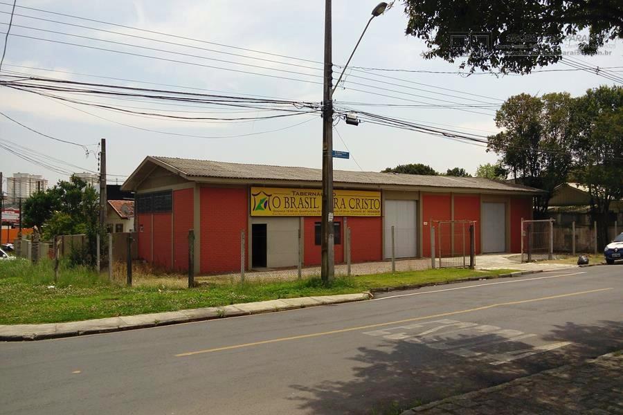 Barracão comercial para locação, Fanny, Curitiba.