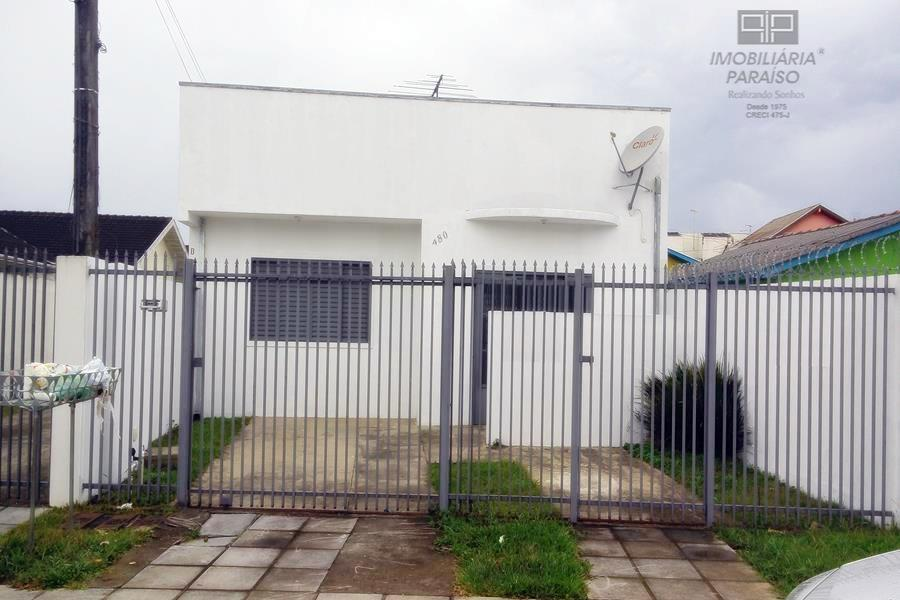 Casa residencial para locação, Pinheirinho, Curitiba.