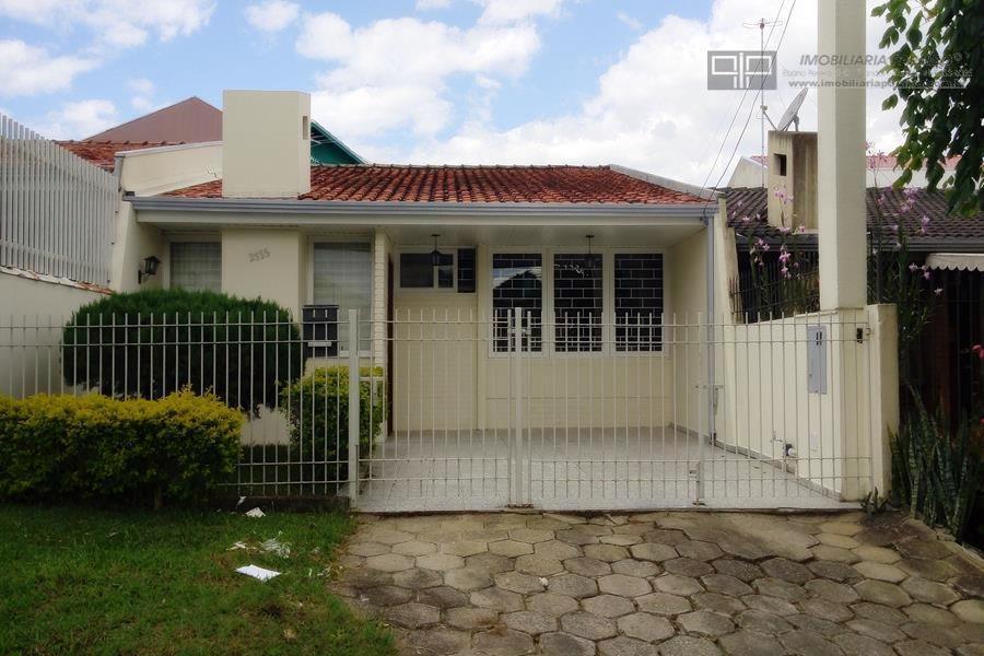 Casa residencial para locação, Bairro Alto, Curitiba.