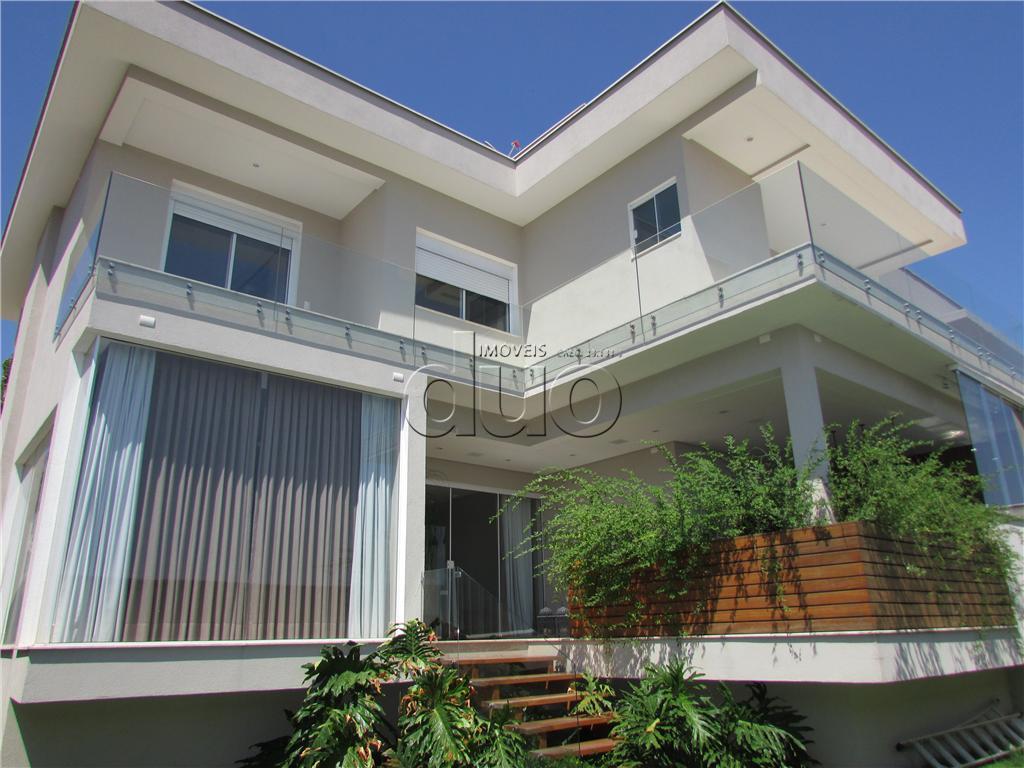Casa residencial à venda, Reserva do Engenho, Piracicaba - CA0564.