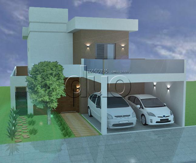Casa residencial à venda, Ondas, Piracicaba - CA0795.