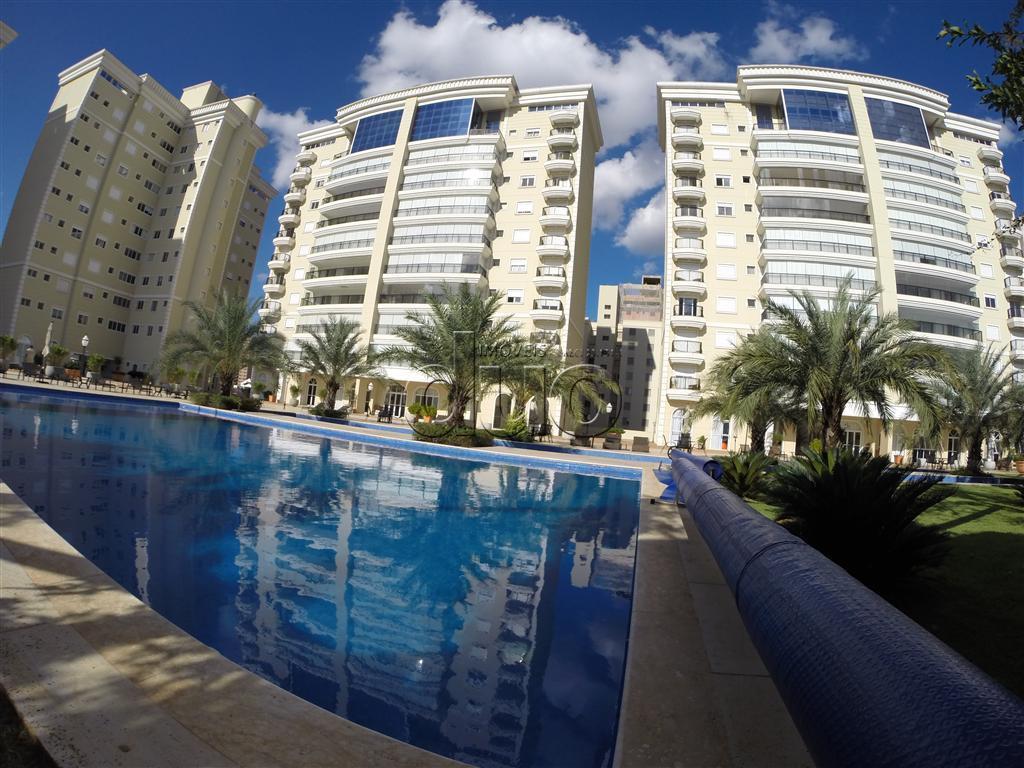 Apartamento residencial à venda, Chácara Nazaré, Piracicaba - AP0975.