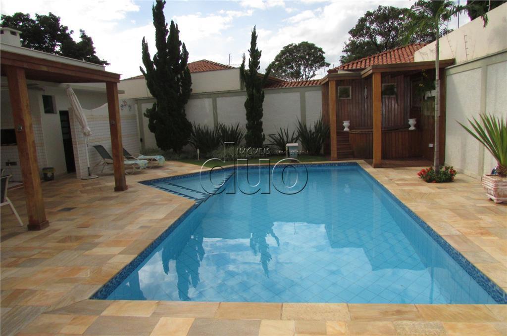 Casa residencial à venda, São Dimas, Piracicaba - CA1051.