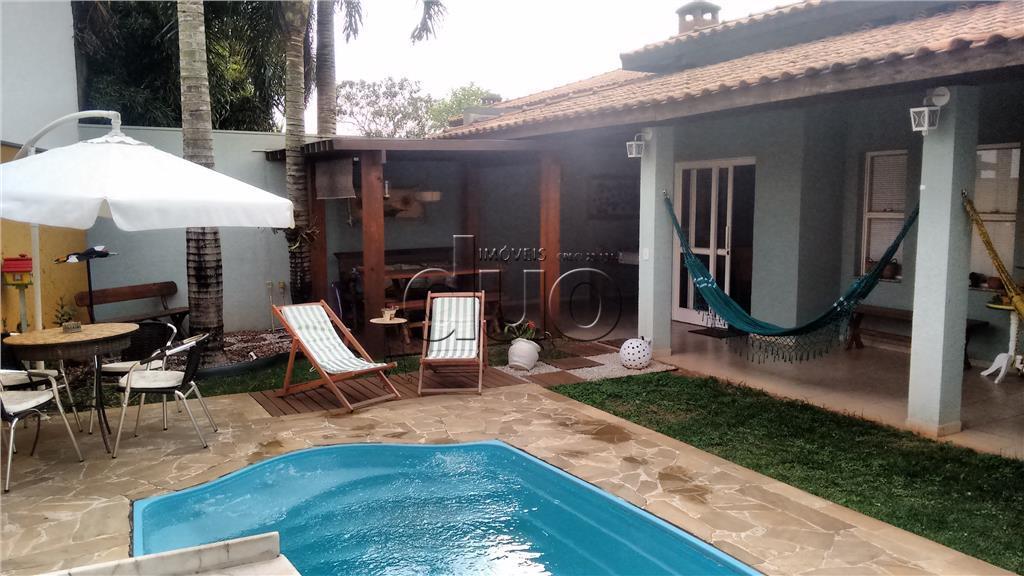 Casa residencial à venda, Dois Córregos, Piracicaba - CA1150.