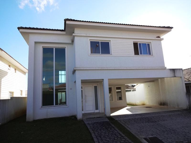Casa residencial à venda, São Braz, Curitiba - CA0012.