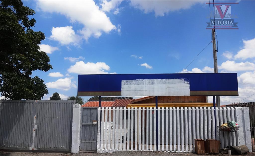 Terreno comercial à venda, Alto Boqueirão, Curitiba - TE0024.