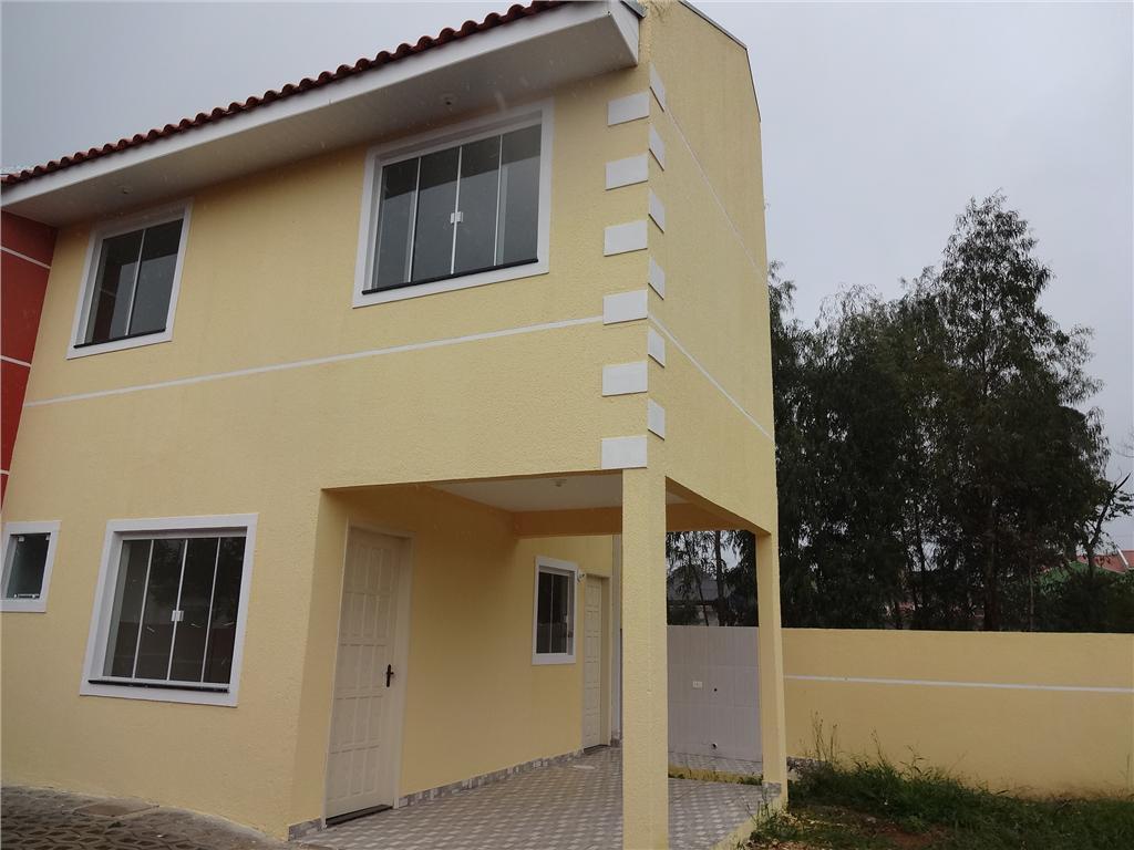 Sobrado residencial à venda, Eucaliptos, Fazenda Rio Grande - SO0055.