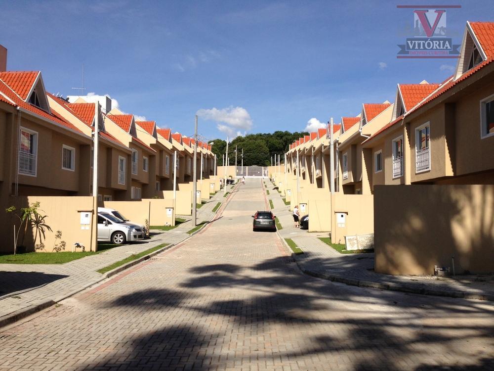 3 Dorm. Sobrado à venda, Barreirinha, Curitiba - SO0098.