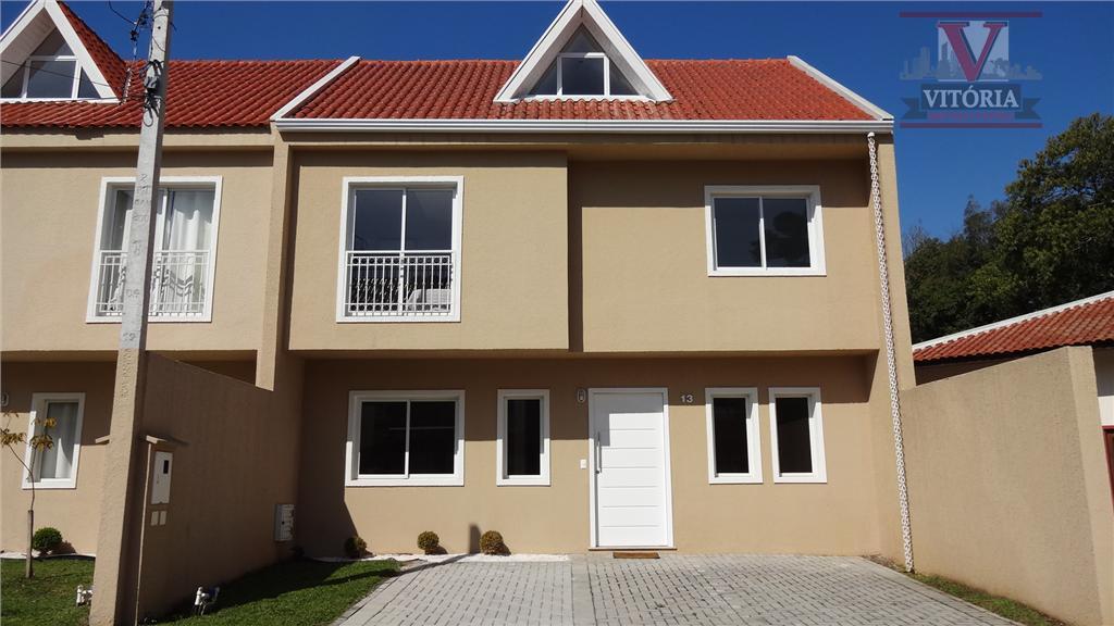 3Dormitórios sendo 1 Suite. Sobrado residencial à venda, Barreirinha, Curitiba